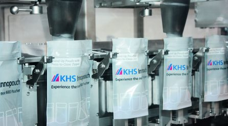 Flexible systems for pouch packaging