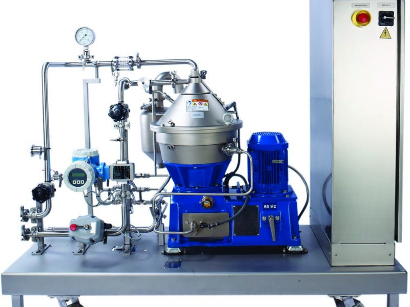 Alfa Laval Brew 20 offers new opportunities for small brewpubs and microbreweries