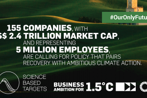 Carlsberg Group joins over 150 global corporations to urge world leaders for net-zero recovery from COVID-19