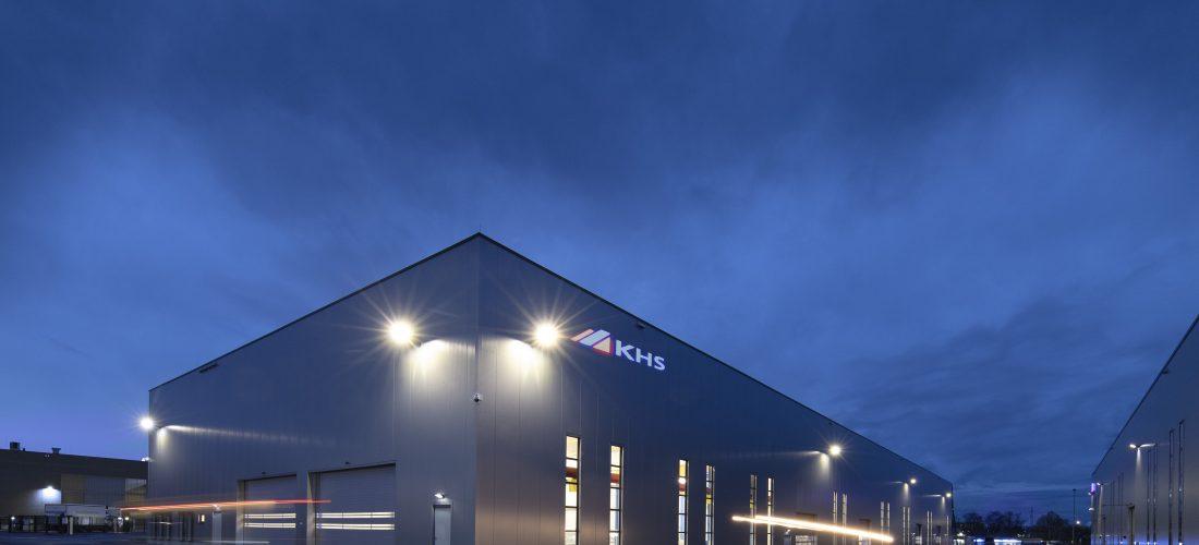 Strong signal for Dortmund: KHS invests €20 million in site modernization