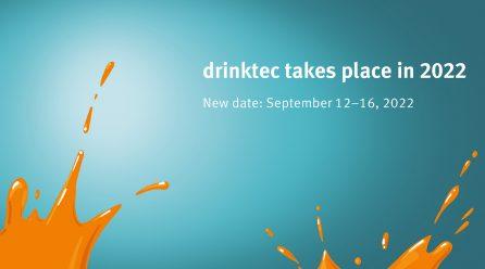 drinktec postponed until September 2022