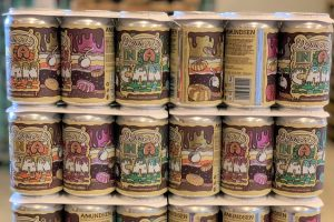 Cardboard Carriers Deliver for Oslo Brewery